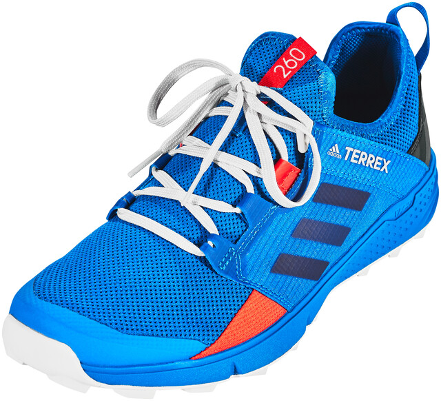 adidas TERREX Speed LD Trail Running Shoes Lightweight Men blue beautylegend inkactive red